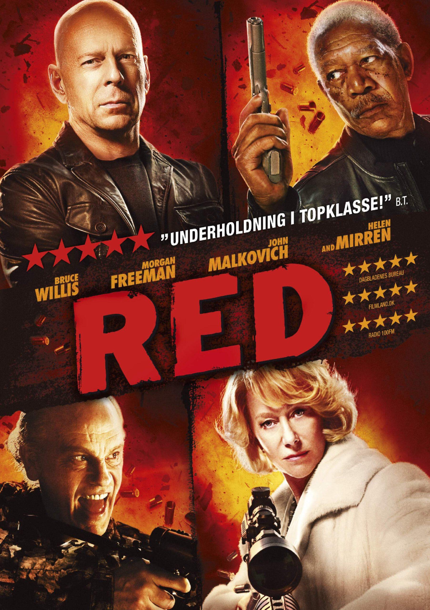ดูหนังออนไลน์ฟรี Red (2010) คนอึดต้องกลับมาอึด