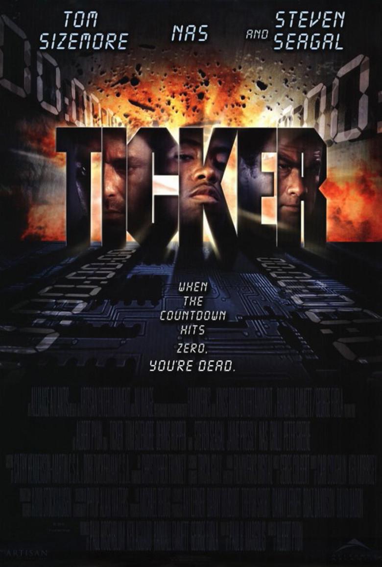 ดูหนังออนไลน์ฟรี Ticker (2001) ยุทธการล่าทรชน